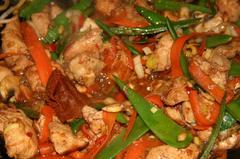 Curry Hähnchen